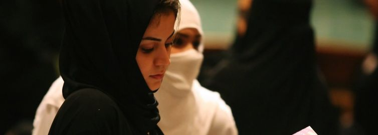 Saudi Arabia: Condemned to silence: the situation of women human rights defenders