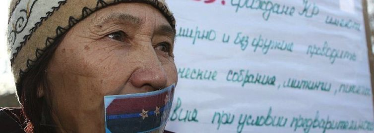 Kyrgyzstan: At a Crossroads: Shrink or Widen the Scene for Human Rights Defenders