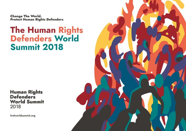 Action Plan – Human Rights Defenders World Summit 2018