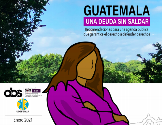 Guatemala: One year after President Giammattei took office, violence against human rights defenders continues to rise